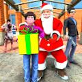圣诞老人送礼物僵尸生存射手