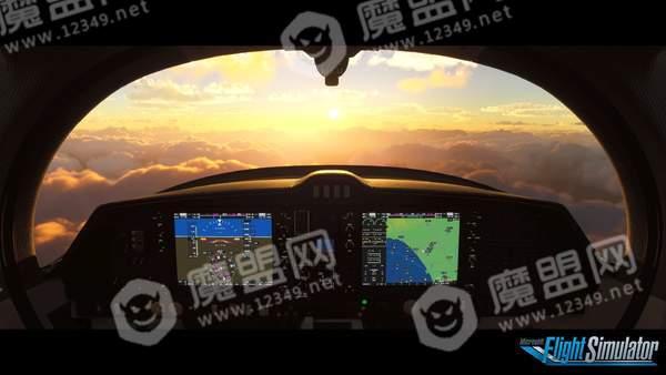 微软飞行模拟vr模式