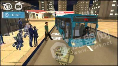 大城市巴士模拟器