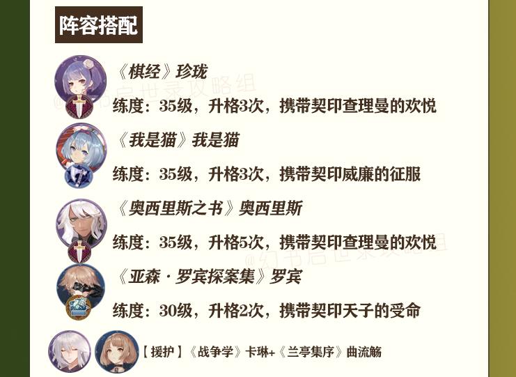 幻书启世录支线FT4-3详细图文通关攻略