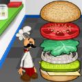 经营汉堡店厨神老板ios版