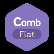 Combflat图标包
