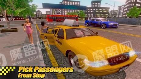 出租车运输司机
