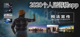 2020个人所得税app
