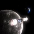 航天火箭探測模擬器