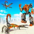 蝎型機器人