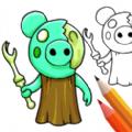 小猪上色绘画iOS版