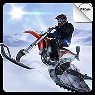 极限雪地骑行赛
