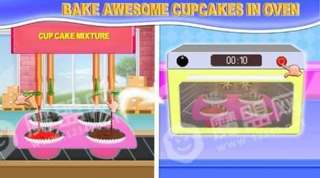 彩虹蛋糕工厂