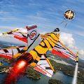 噴氣式殲擊機天空大戰