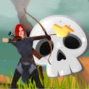 弓箭女獵人