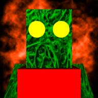 愤怒的像素僵尸
