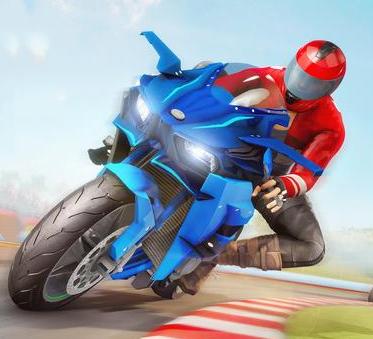 摩托赛车竞速3D