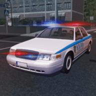 警察巡邏模擬器