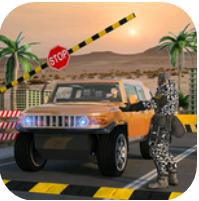 邊境警察工作模擬