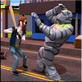 街頭流氓和對手