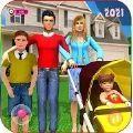 虛擬家庭快樂生活