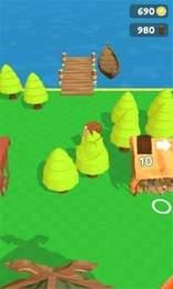 岛屿伐木工