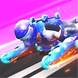 滑轮人竞速