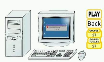 疯狂砸电脑模拟器
