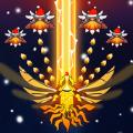 天空冠軍銀河太空射擊