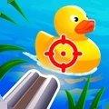 爆射小黃鴨
