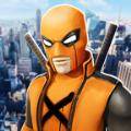 死亡X英雄犯罪城市戰斗