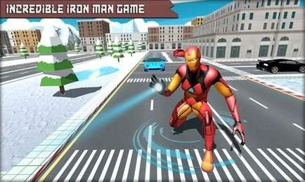 钢铁英雄打击战争