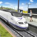 城市火車司機模擬器